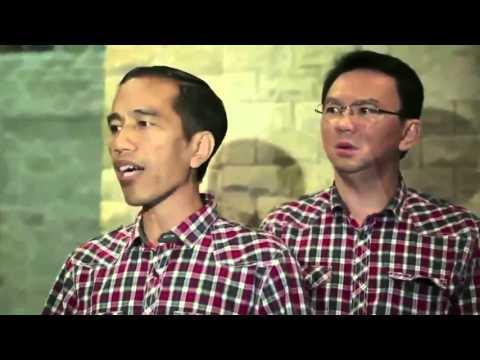 Jokowi Ahok : Pidato Penutupan Kampanye Pilgub DKI Jakarta 2012