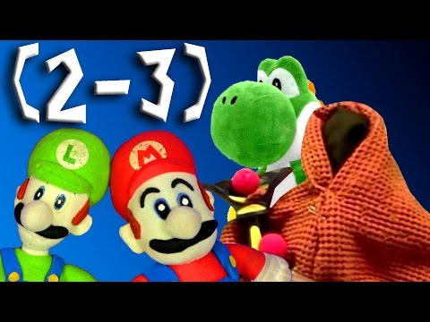 Mario &amp; Luigi! Stache Bros | Episode 2-3