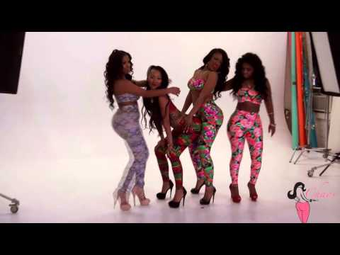 Jose Guerra Presents Chaos Leggings Shoot w/ Graciii3, Elba Everlasting & more