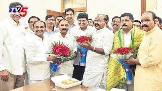 రాజ్యసభ ఎన్నికల్లో టిఆర్ఎస్ విజయం..!   TRS Victorious Win in Rajya Sabha Elections