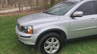 2007 Volvo XC90 AWD Silver for sale