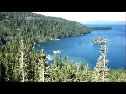 Lake Tahoe Summer Scenery