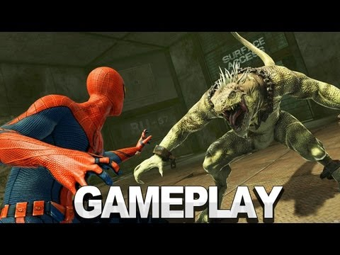 The Amazing Spider-Man E3 2012 Gameplay Demo