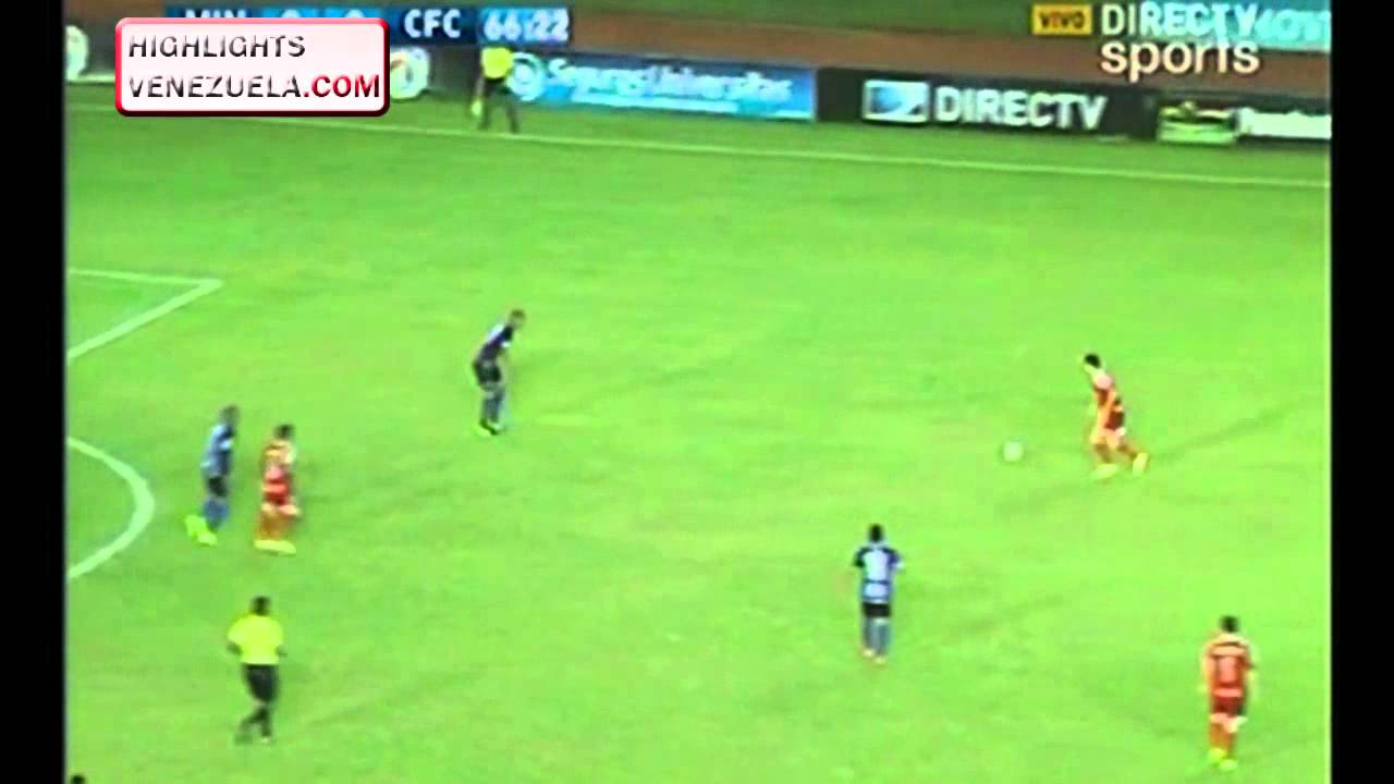 Mineros de Guayana 0-0 Caracas FC
