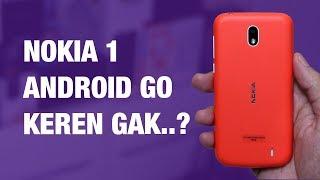 Unboxing Nokia 1 Indonesia — Ponsel Android Go Pertama Nokia!