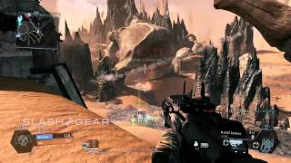 Titanfall gameplay : Attrition : Boneyard (2)