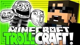 Minecraft: TROLL CRAFT | WITHERING AWAY! [19]