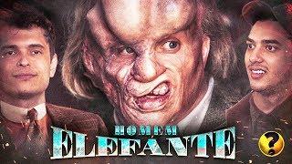 A TRISTE HISTORIA DO HOMEM ELEFANTE