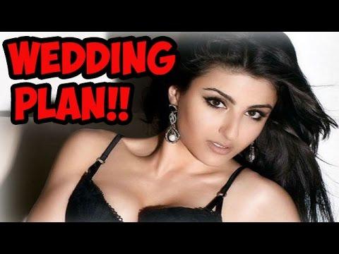 Soha Ali Khan talks about her Wedding Plan!!