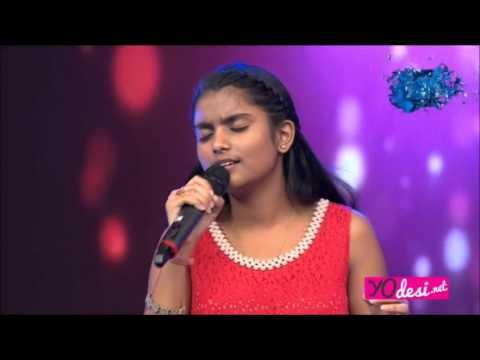 Indian Idol Junior 2015 INahid Afrin IJaadu Hai Nasha HaiIHD