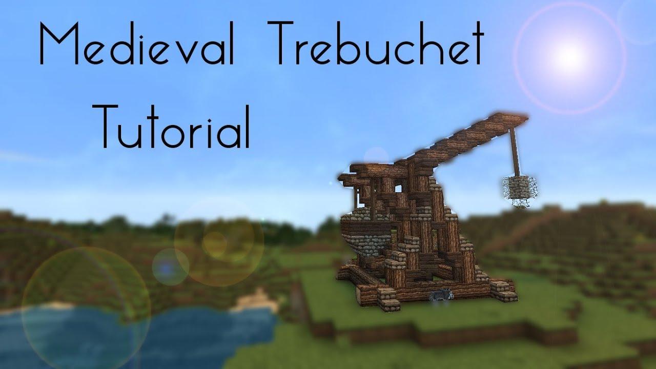 Catapulte Build Minecraft