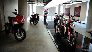 Triumph Vibhavadi and MV Agusta Gallery Grand Opening
