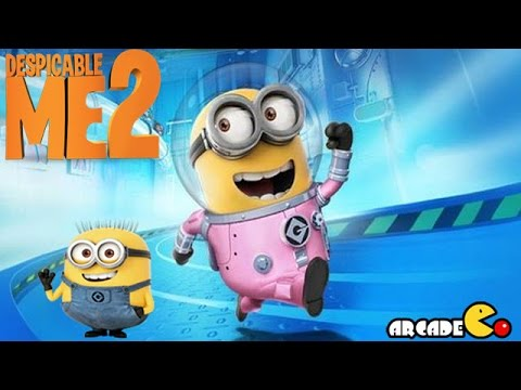 Despicable Me 2: Minion Rush Space Wedding Special Event - Funny Minion Games video