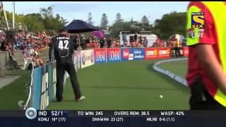 Virat Kohli 18th ODI 100