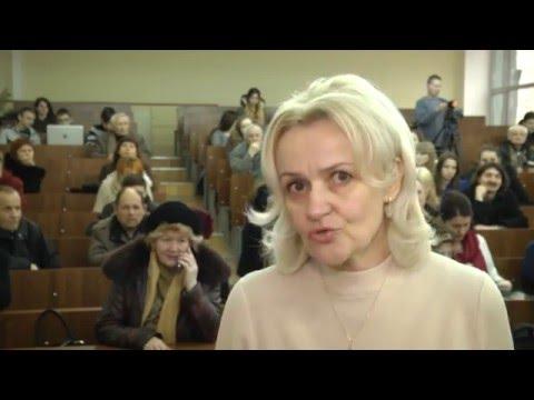 """""""Від книги до мети"""": зустріч із професором Миколою Лесюком"""
