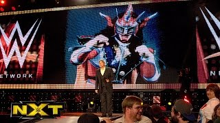 "Jushin ""Thunder"" Liger vs. Tyler Breeze bei TakeOver: Brooklyn: WWE NXT – 5. August 2015"