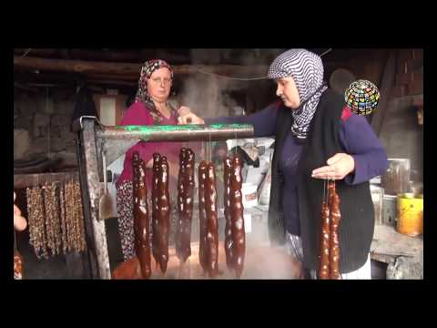 Ankara Beypazarı'nda gezilecek yerler / Sucuk imalathanesi