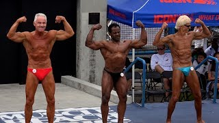 Over 60 Year Old Bodybuilders Are Awesome