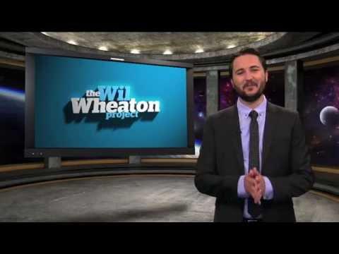 Skeletor on the Wil Wheaton Project Season Finale