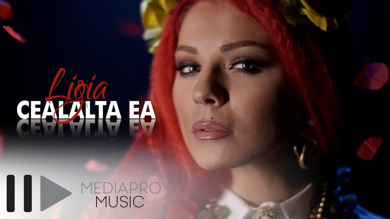 Ligia - Cealalta ea (Official Video)