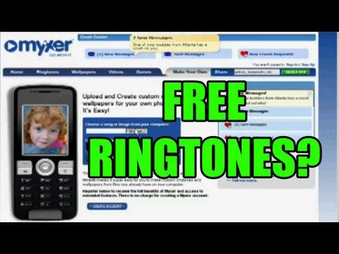 How to Get Free Ringtones to your Cell!