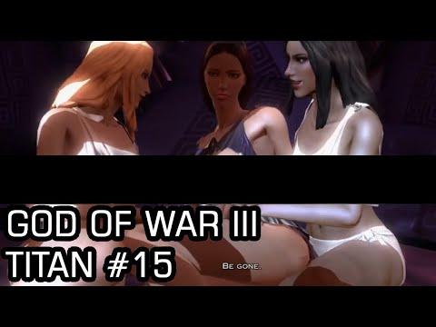 God Of War Iii (titan,ps3) #15 The Upper Gardens, Aphrodite's Chamber, Tartarus video