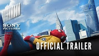 SPIDERMAN HOMECOMING  Official Trailer 2 HD