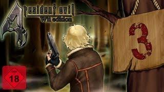 Let's Play Resident Evil 4 Wii Edition [German][#3] - Rettung mit Folgen!