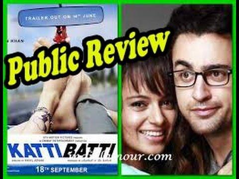 Katti Batti (2015) - Public - Celebraties Review - Watch Movie !!!
