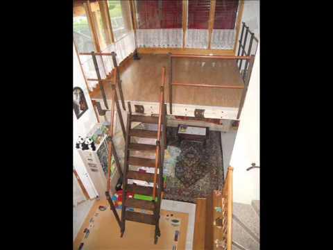 Fotos oct 2012 tecrostar entreplanta mezzanine youtube - Altillos de madera ...