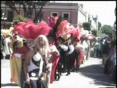 Carnaval Xonaca 2010, Cuadrilla 28 oriente, no la original pero si la mejor de Puebla.