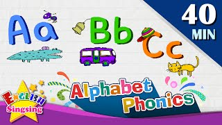 ABC Song  - Alphabet A to Z | English for Kids | Collection of Alphabet