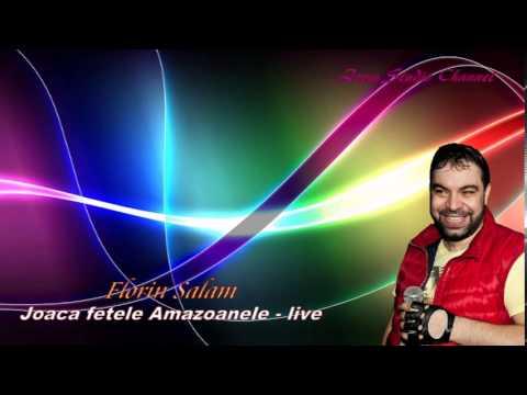Joaca Fetele, Amazoanele