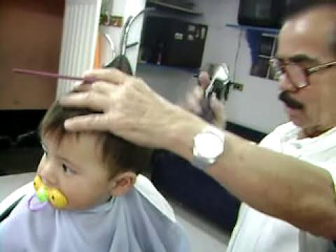 primer corte de cabello de jogito!!!