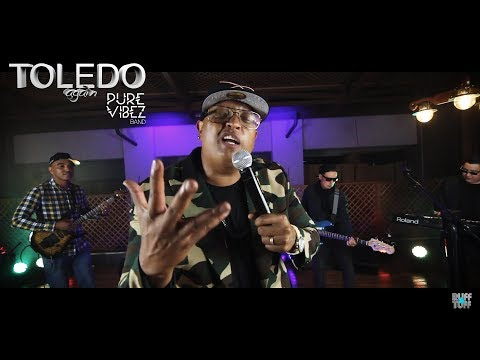 Toledo ft. Pure Vibez Band - Soñaba (Video Oficial) 2018