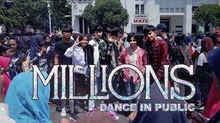 KPOP DANCE IN PUBLIC CHALLENGE WINNER ( 위너 )  -  MILLIONS  DANCE COVER BY INVSION BOYS