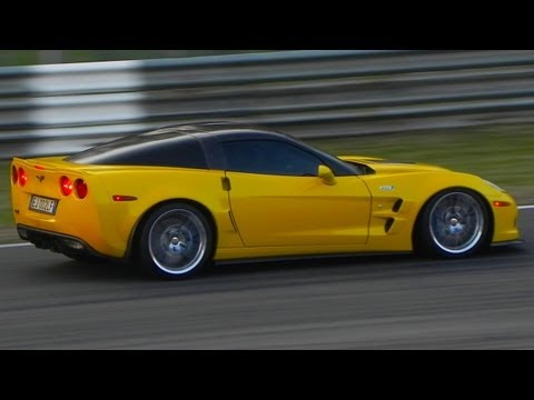 Corvette Stingray Exhaust on Corvette Zr1 Modified Exhaust Amazing Sound   Flames  Full Throttle