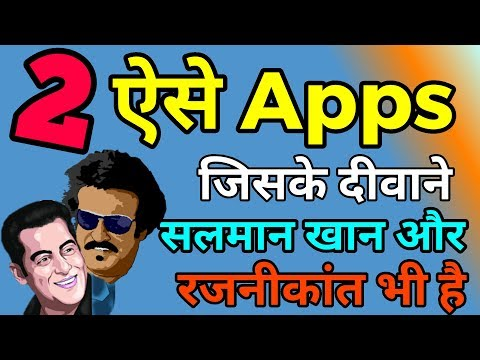 Top 2 Apps For Android You Should Try On this Year 2018