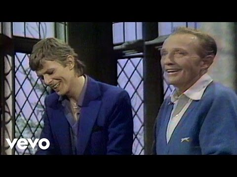 Bing Crosby & David Bowie - The Little Drummer Boy  Peace On...