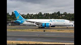 LIVE AIRPORT: Rais Magufuli akipokea ndege mpya ya Tanzania Boeing 787-8 Dreamliner