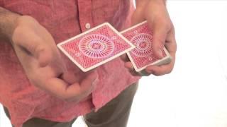 Sleight of Hand 101 | The Card Spin [Flourish] (Beginner)