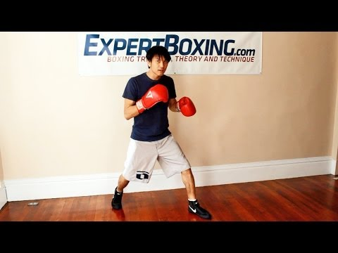 Boxing Footwork Tricks Image 1