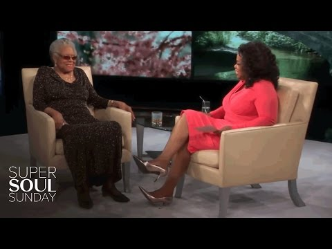 Soul to Soul with Dr. Maya Angelou, Part 2 - Super Soul Sunday - Oprah Winfrey Network