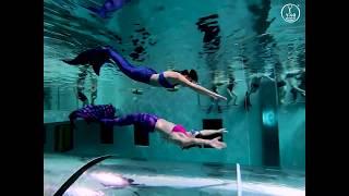 """""""Diventa una sirena"""" con la sirena e campionessa di apnea Ilaria Molinari"""