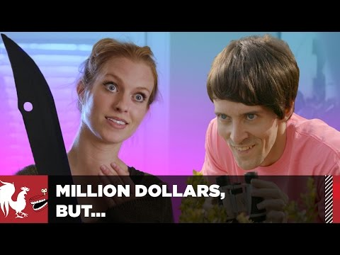 Million Dollars, But... Biggest Belieber and Knife-hand | Rooster Teeth