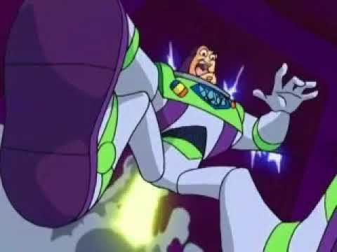 Buzz LIGHTYEAR OF STAR COMMAND INTRO
