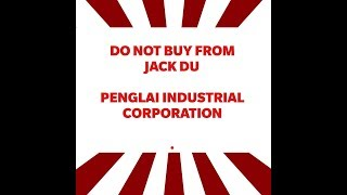 PENGLAI MACHINERY - PENGLAI INDUSTRIAL CORPORATION - JACK DU CHINA - Ultrasonic tube sealer