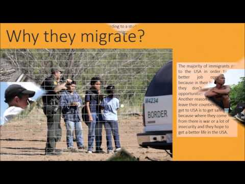 Migrants for necessity, not by choice