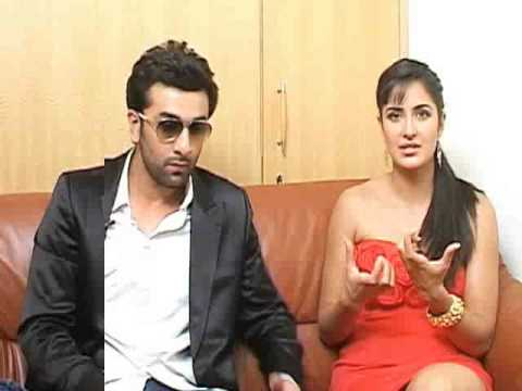 Katrina Kaif & Ranbir Speak About Ajab Prem Ki Ghazab Kahani video