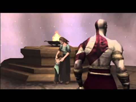 God Of War Road To Ascension-GOW1 Kratos VS Ares 2 Hard Part45 KG